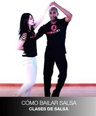 Como Bailar Salsa - Curso De Salsa